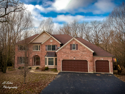 Crystal Lake Single Family Home For Sale: 3517 Oakleaf Lane