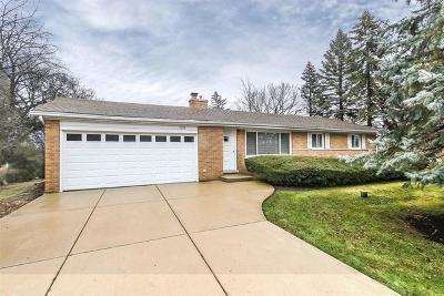 Barrington Single Family Home For Sale: 1221 Division Street