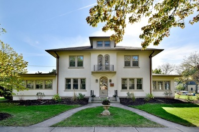 Elmhurst Single Family Home For Sale: 155 North Elm Avenue