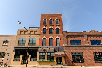 Chicago Condo/Townhouse For Sale: 850 North Milwaukee Avenue #104