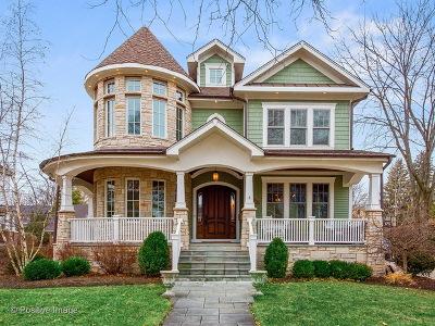 La Grange Single Family Home Price Change: 108 Blackstone Avenue