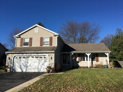 Cary Single Family Home For Sale: 620 Ridgewood Drive