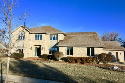 Frankfort Single Family Home For Sale: 10612 Williamsburg Trail