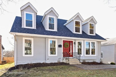 Downers Grove Single Family Home For Sale: 611 Austin Street