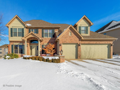 St. Charles Single Family Home Price Change: 3010 East Francis Circle