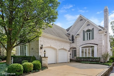 Clarendon Hills Single Family Home For Sale: 315 Hudson Avenue