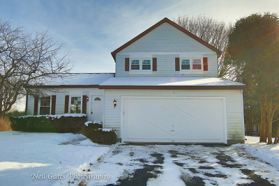 Cary Single Family Home For Sale: 8 Montana Court