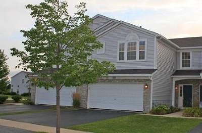 Lake In The Hills Condo/Townhouse For Sale: 3271 Ronan Drive