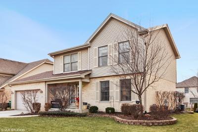 Lemont Single Family Home Price Change: 1276 Woburn Drive