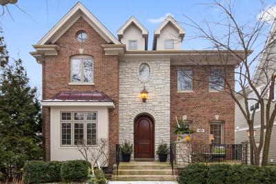 Western Springs Single Family Home For Sale: 1307 Reid Street