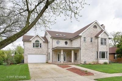 Skokie Single Family Home Price Change: 4349 Bobolink Terrace