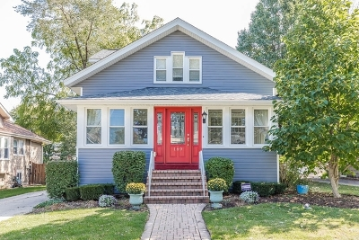 Lombard Single Family Home Contingent: 189 South Lombard Avenue