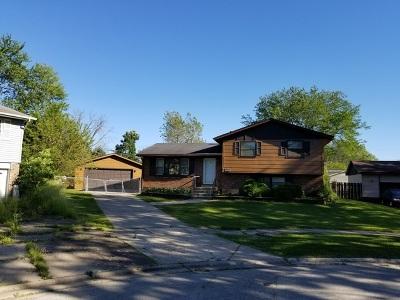 Sauk Village Single Family Home Contingent: 21941 Clyde Avenue