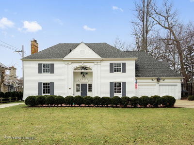 Hinsdale Single Family Home For Sale: 120 South Elm Street
