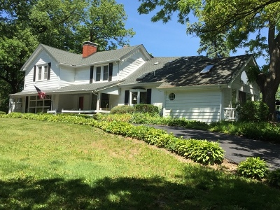 Palos Park Single Family Home Price Change: 8220 West 119th Street
