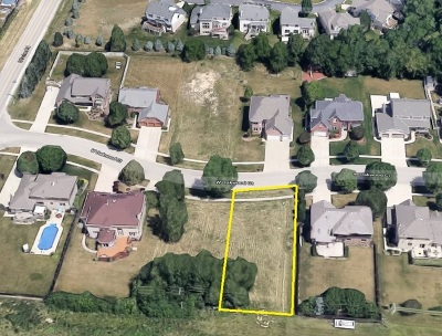Homer Glen IL Residential Lots & Land Price Change: $89,900