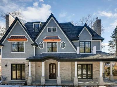 Winnetka Single Family Home For Sale: 117 Church Road