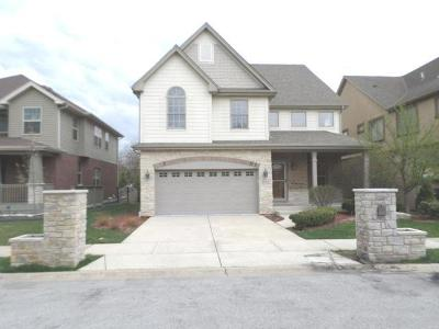 Orland Park Single Family Home For Sale: 16821 South Sheridans Trail