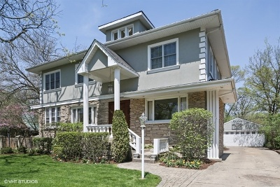 Riverside Single Family Home For Sale: 282 Maplewood Road