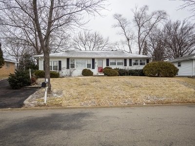 Willowbrook Single Family Home Price Change: 122 59th Street