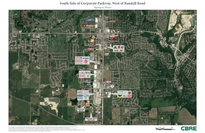 Algonquin Residential Lots & Land For Sale: Lot 2 Corporate Parkway
