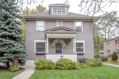 Chicago Single Family Home For Sale: 1734 West 103rd Street
