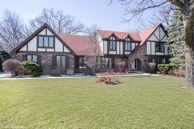 Crystal Lake Single Family Home For Sale: 3703 Live Oak Road