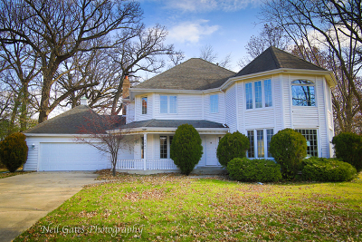 Olympia Fields Single Family Home For Sale: 20201 Saint Andrews Court
