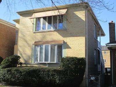 Multi Family Home Contingent: 5654 North Talman Avenue