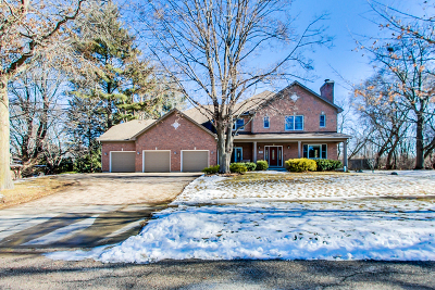 Crystal Lake Single Family Home For Sale: 103 Wildflower Lane