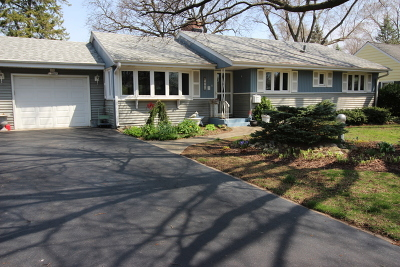 Crystal Lake Single Family Home Contingent: 440 East Broadway Avenue