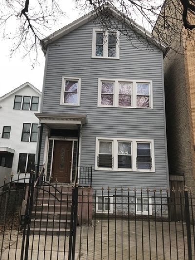 Chicago Multi Family Home For Sale: 2915 West Dickens Avenue West