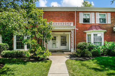 Wilmette Condo/Townhouse Price Change: 337 Greenleaf Avenue #B