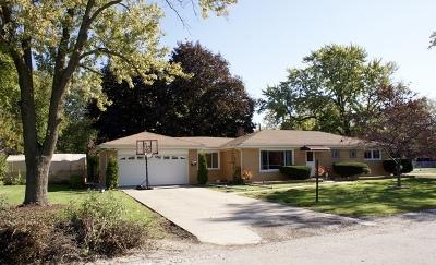 Melrose Park Single Family Home For Sale: 2245 Fairfield Avenue