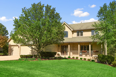 Frankfort Single Family Home For Sale: 22351 North Pine Ridge Court