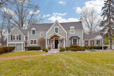 Geneva Single Family Home For Sale: 713 Hawthorne Lane