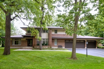 Naperville Single Family Home New: 1020 East Porter Avenue