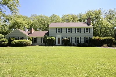 Barrington Single Family Home For Sale: 21473 Buckley Road