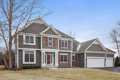 Cary Single Family Home For Sale: 491 White Oaks Drive