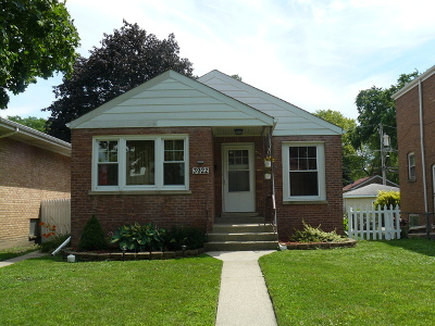 Bellwood Single Family Home Contingent: 3922 Wilcox Avenue