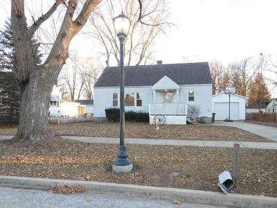 Oswego Single Family Home For Sale: 117 Ashland Street