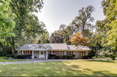 Batavia Single Family Home For Sale: 38w233 Deerpath Road