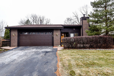 Roselle Single Family Home For Sale: 746 North Woodfield Trail