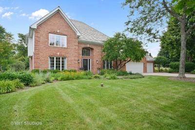 St. Charles Single Family Home For Sale: 39w750 Crosscreek Lane