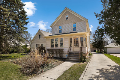 Lombard Single Family Home For Sale: 241 West Ash Street