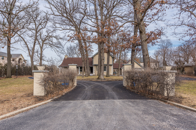 Oak Brook Single Family Home For Sale: 5 Yorkshire Woods