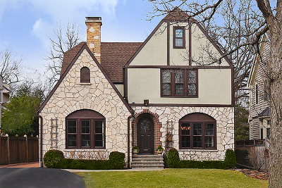 Winnetka Single Family Home New: 529 Hawthorn Lane