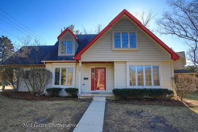 Barrington Single Family Home For Sale: 557 North Avenue