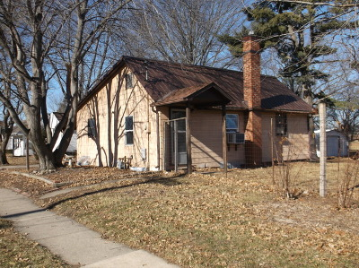 Single Family Home For Sale: 681 West Central Avenue