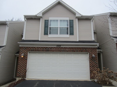 South Elgin Condo/Townhouse For Sale: 1005 North South Elgin Boulevard